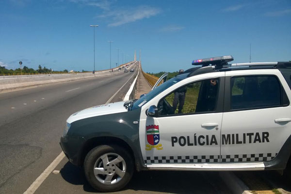 Polícia Militar deslocou viaturas para impedir bloqueios