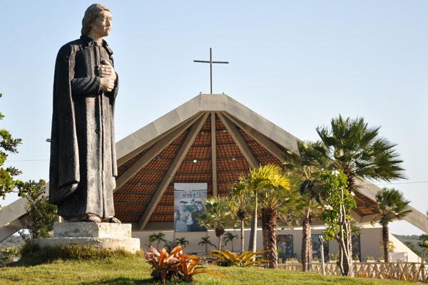 Memória dos Mártires de Cunhaú e Uruaçu é celebrada no dia 3 de outubro