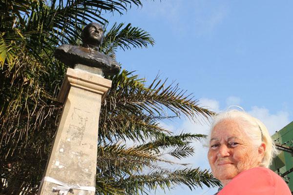 Sebastiana Ferreira, 76, atribui graças a padre João Maria