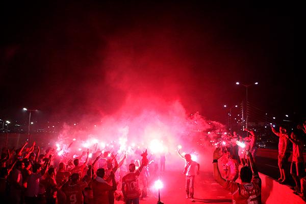 Flamengo e América fazem jogo pela Copa do Brasil na Arena das Dunas