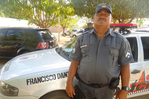 Cabo José Nelson Rodrigues da Silva foi morto a tiros em Pau dos Ferros, na região Oeste do RN