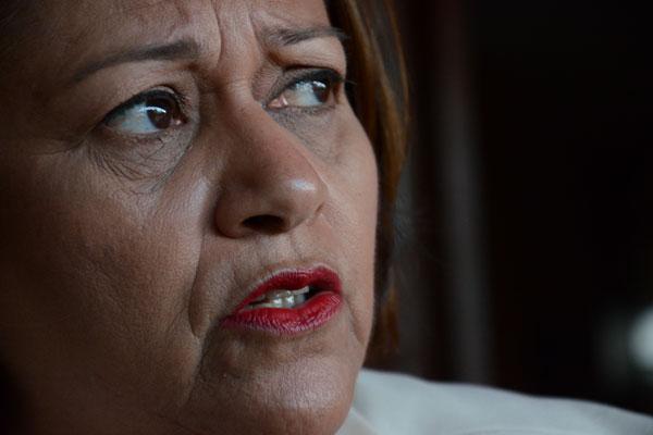 Fátima Bezerra - Senadora eleita