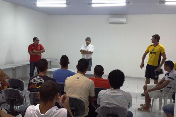 Globo vai emprestar 13 jogadores para a disputa da Série B do Campeonato Potiguar
