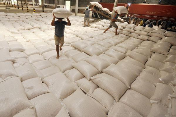 Na próxima sexta-feira (10) está previsto um leilão para comercialização de 12,38 mil toneladas