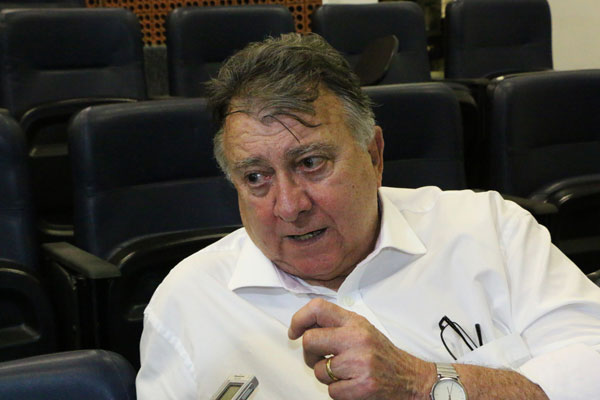 Luiz Antônio Barreto de Castro, presidente da Sociedade Brasileira de Biotecnologia (SBBiotec), ex-secretário de Ciência e Tecnologia do MCT