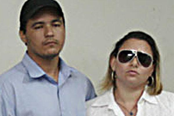 Iranildo Félix já estava preso e a namorada foi detida na manhã desta terça-feira