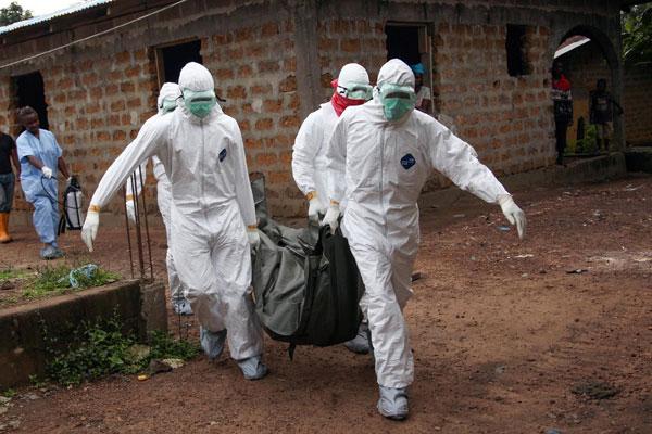 Resultado de imagem para Congo: número de mortes por Ebola sobe para 26