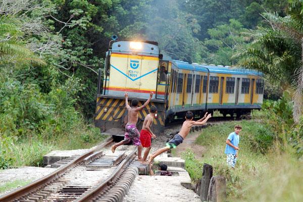 De acordo com o professor da UFRN, Ruben Ramos, o sistema de transporte ferroviário que hoje existe em Natal não respeita o perímetro urbano