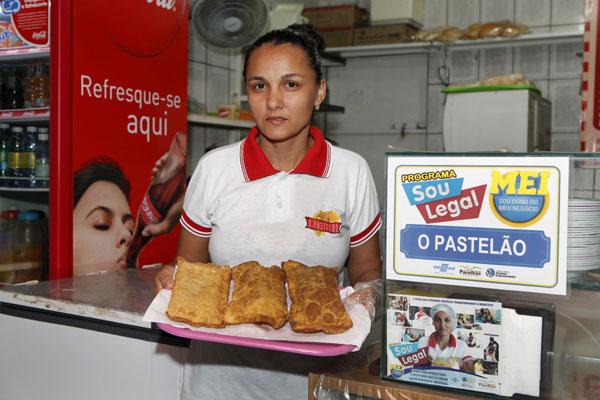 Elaine Pereira: ex-empregada doméstica abriu pastelaria, viu o negócio crescer após registrar a empresa e tem planos de expansão