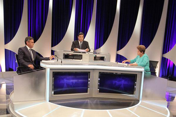 Candidatos trocaram acusações nos debates, o que incentivou militantes a adotarem o mesmo tom principalmente nas redes sociais