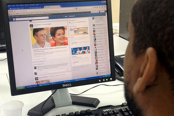 Durante campanha, redes sociais foram palco de diversas discussões entre amigos devido a preferências políticas