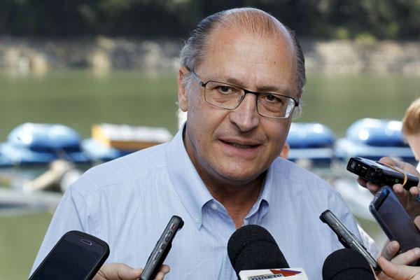 Geraldo Alckmin rechaçou a possibilidade de um impeachment da presidente Dilma