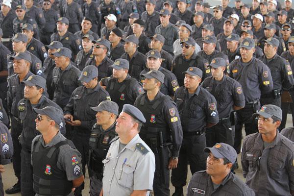 Polícia Militar colocará um efetivo de 8.900 homens nas ruas e nos locais de votação neste 2º turno