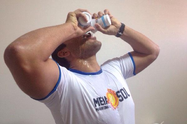 Devido a alguns problemas ocorridos em outras provas relativos à questão de hidratação, a Meia Maratona do Sol inova e colocará um posto com água para os atletas a cada 3km de prova percorridos