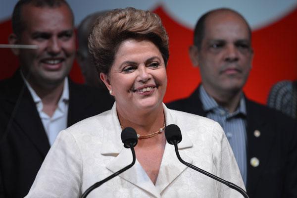 Em alguns municípios potiguares a votação de Dilma ficou em torno dos 90%