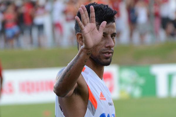 Flamengo e Atlético-MG iniciam duelo no Maracanã