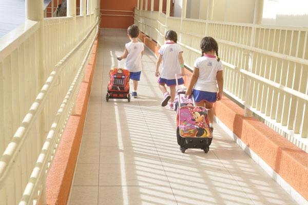 Novas instalações e modernizações nos espaços das escolas privadas contribuíram para tornar o índice de reajuste mais 'salgado'