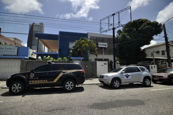 Ecohouse, na rua Trairi, foi alvo de operação deflagrada ontem pela Polícia Federal em Natal