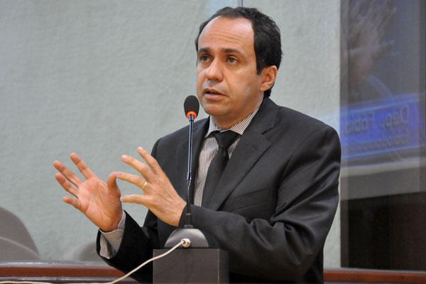 Fábio Dantas, vice-governador