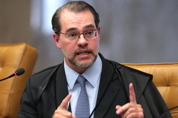 Ministro Dias Toffoli vai decidir sobre o pedido de auditoria