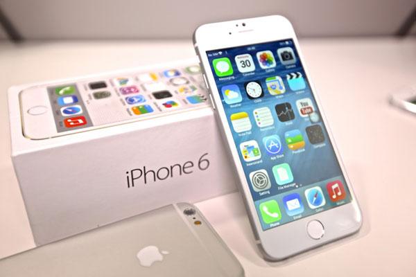 Sexta geração de iPhones vendeu 10 milhões de unidades em apenas um fim de semana