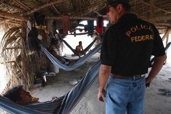 Brasil ainda registra trabalho escravo