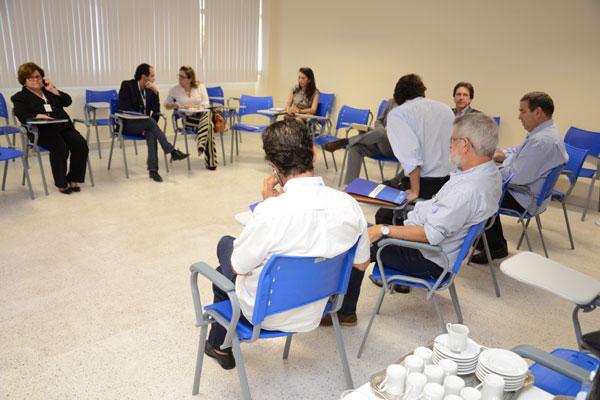 Equipe de transição tem o primeiro encontro na Escola de Governo, onde serão feitas as reuniões