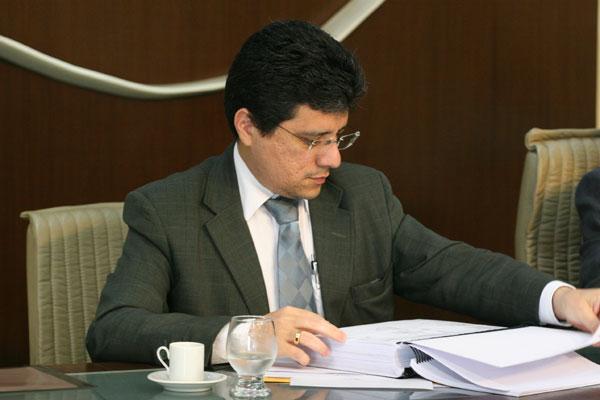 Anselmo Carvalho destaca que sempre ficam valores pendentes para remanejamento, durante a execução do orçamento