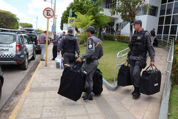 Mandados de busca e apreensão foram cumpridos há um mês em Ceará-Mirim