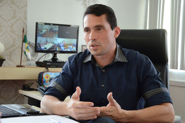 Diretor do Hospital Rio Grande, Luiz Roberto Fonseca afirma que prédio do Papi precisa de ampla reforma