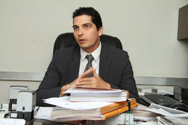 Procurador da República, Rodrigo Telles aponta as práticas de corrupção passiva, ativa e enriquecimento ilícito
