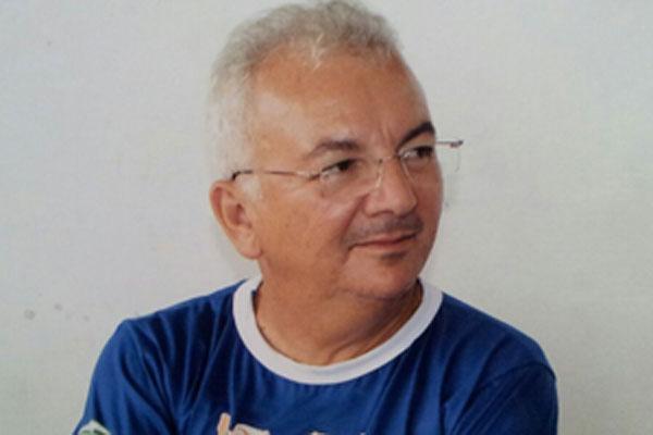 Zuilton Barbosa de Melo, 59 anos, desapareceu na última segunda-feira