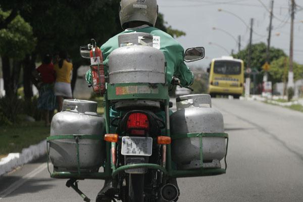 Consumidor potiguar irá sentir o aumento do gás a partir de amanhã