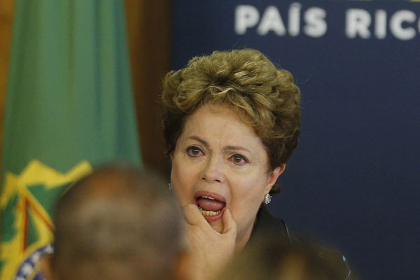 Presidente Dilma afirmou que Brasil merece a verdade