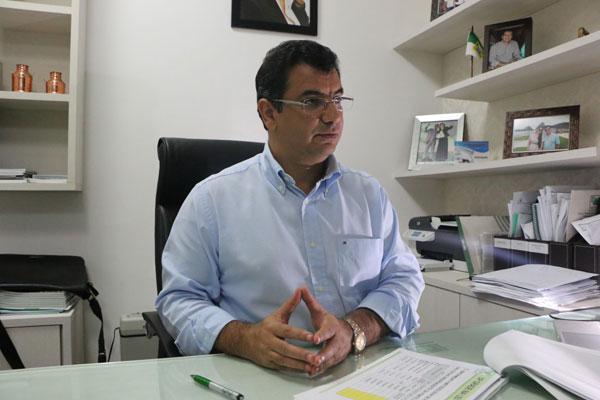 José Álvares Vieira, presidente da Faern