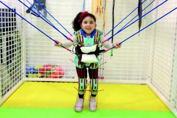 Um novo conceito em tratamento neurológico infantil