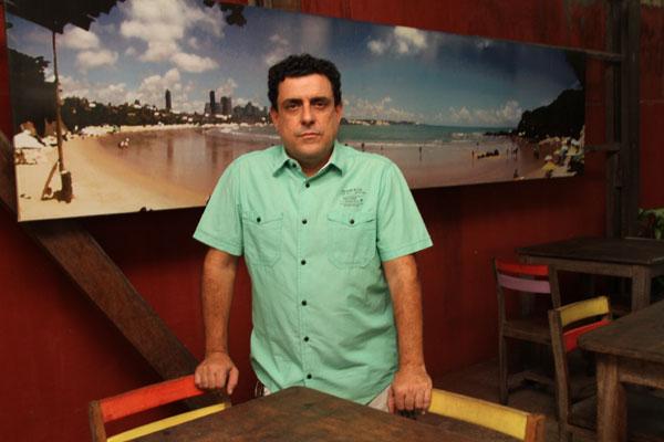 Max Fonseca - presidente da Associação Brasileira de Bares e Restaurantes no RN (Abrasel)