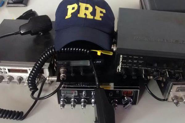 PRF e Anatel apreendem rádios amadores clandestinos no RN - Tribuna do Norte - Natal