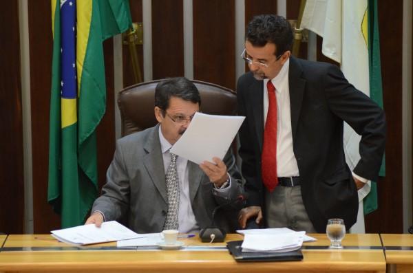 O deputado Fernando Mineiro foi o único a votar contra o projeto