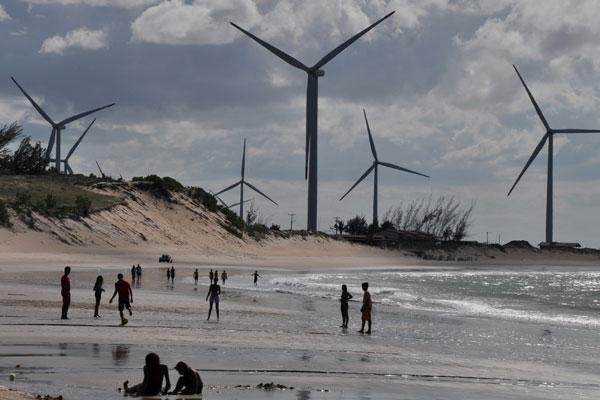 Parque eólico no RN: Projetos de energias renováveis estão entre os que ainda terão subsídio