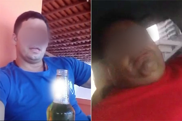 Dois vídeos com ameaças ao tenente Styvenson Valentim tornaram-se virais nas redes sociais