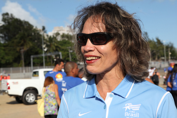 Magnólia Figueirêdo aposta no planejamento para garantir vagas do RNnos Jogos Olímpicos do Rio de Janeiro em 2016