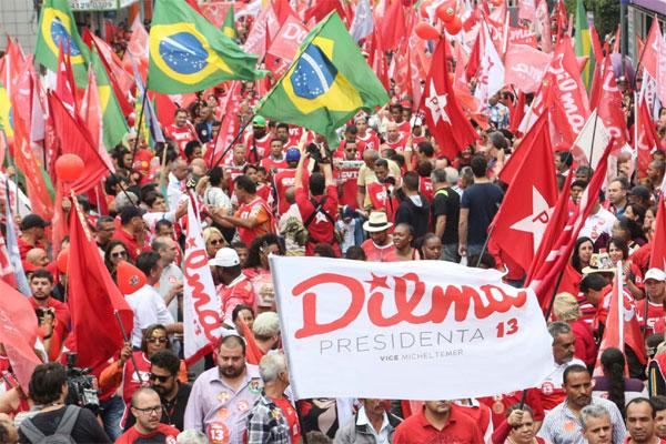 Movimentos sociais e partidos de esquerda articulam agenda para atos conjuntos