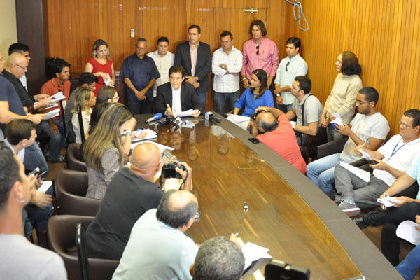 Governador eleito Robinson Faria informa que haverá consultorias para definir reformas