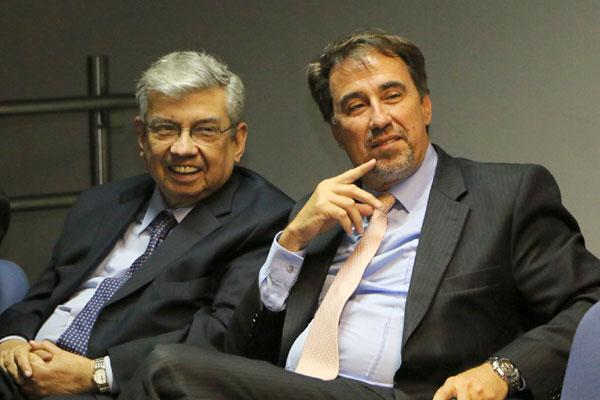 Gilberto Occhi (D) deixa Cidades e vai para a Integração Nacional