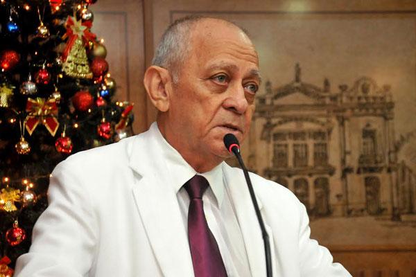 Franklin Capistrano será empossado como novo presidente da Câmara Municipal do Natal