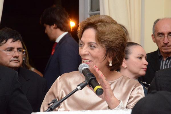 Rosalba Ciarlini deixa o Governo e o Democratas, e afirma que não decidiu seu futuro político