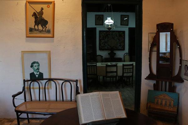 Objetos guardados no Instituto Pró-Memória em Macaíba