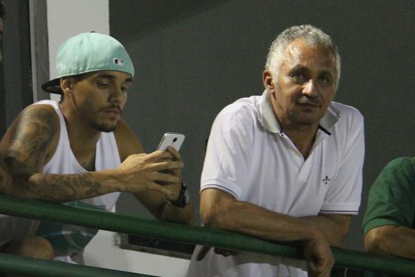 Felipe Moreira é aposta do presidente Washington Fernandes