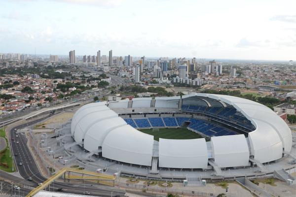 Arena das  Dunas será o principal palco do Campeonato Potiguar em 2015